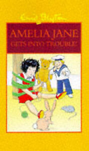 Very-Good-0603559506-Hardcover-Amelia-Jane-Gets-into-Trouble-More-About-Amelia