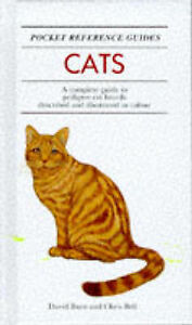 Cats (Pocket Reference Guides), Bell, Chris, Burn, David, Very Good Book