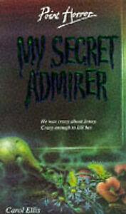 My Secret Admirer (Point Horror), Carol Ellis