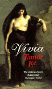 Vivia, By Lee, Tanith,in Used but Acceptable condition