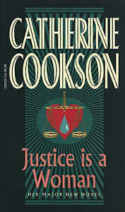 Justice Is A Woman, Cookson, Catherine, Good Book