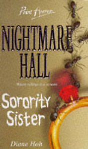 Hoh, Diane, Sorority Sister (Point Horror Nightmare Hall), Very Good Book