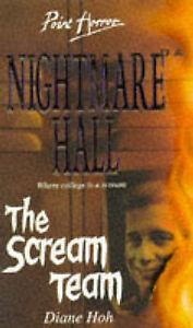 The-Scream-Team-Point-Horror-Nightmare-Hall-Diane-Hoh-Book