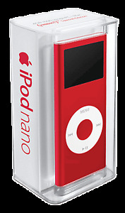 Apple® iPod® Nano (PRODUCT) RED Special Edition - 7th Gen - 16GB
