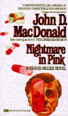 Nightmare in Pink by MacDonald, John