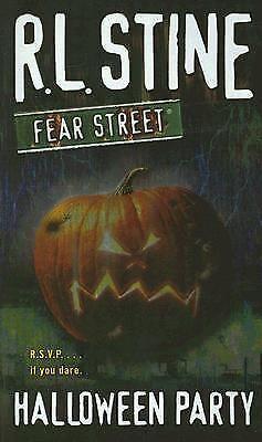 Halloween Party by R. L. Stine - Rl Stine Halloween Party