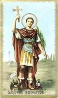Thanks to Saint Expeditus
