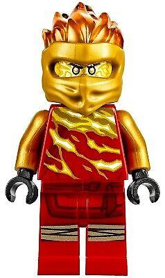 New - Original Lego Minifigure - Kai FS (Spinjitzu Slam) - Ninjago 70684 njo530