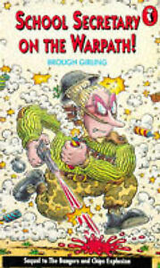 School Secretary on the Warpath, Brough Girling | Paperback Book | Acceptable |