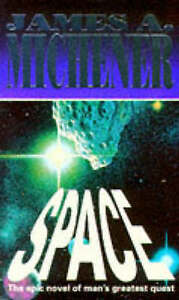 Space, Michener, James A., Very Good Book