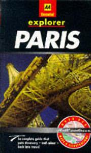Good, Paris (AA Explorer), Dunlop, Fiona, Book