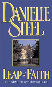 Steel-Danielle-Leap-Of-Faith-Book