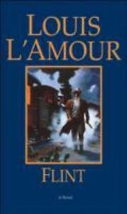 Flint-by-Louis-LAmour-1997-Paperback