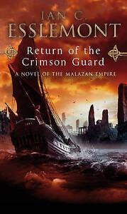 Return of the Crimson Guard (Malazan Empire 2)