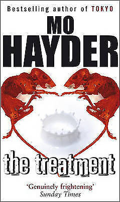 The Treatment  Mo Hayder Book