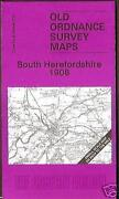 Map Herefordshire