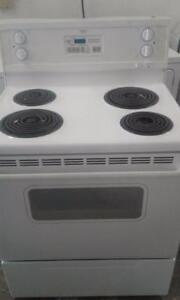 Roper coil top stove FREE DELIVERY +INSTALLATION
