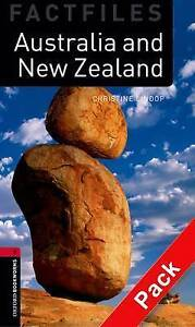 Oxford Bookworms Library Factfiles: Level 3:: Australia and New Zealand Audio...
