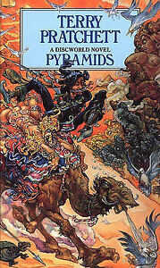 Pyramids-the-Book-of-Going-Forth-a-Discworld-Novel-Terry-Pratchett-Used-Good