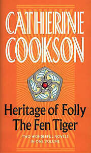 Heritage of Folly and The Fen Tiger, Catherine Marchant, Catherine Cookson, Good