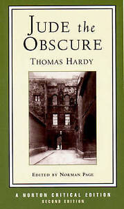 Jude the Obscure: An Authoritative Text : Backgrounds and Contexts-ExLibrary