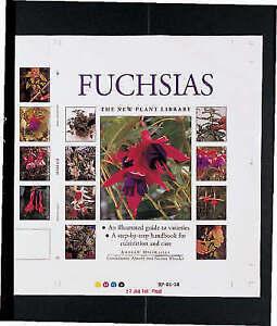 Mikolajski-Andrew-Fuchsias-New-Plant-Library-Very-Good-Book