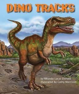 NEW Dino Tracks by Rhonda Lucas Donald