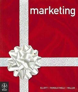 Marketing Elliot, Rundle-Thiele and Waller