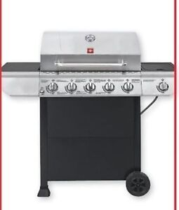 New 5+1 BBQ Grill for sale