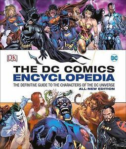 DC Comics Encyclopedia by Alex Irvine, Dorling Kindersley Publishing Staff and M