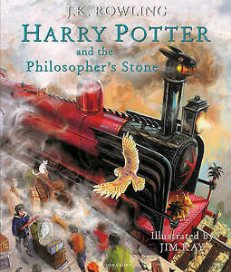 Harry Potter and the Philosopher's Stone by J. K. Rowling (Hardback, 2015)