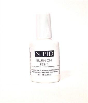 NPD Brush -On Resin (1/2 oz.)