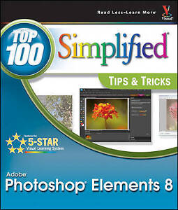 GoodPhotoshop Elements 8 Top 100 Simplified Tips amp Tricks PaperbackShepp - Ammanford, United Kingdom - Contact me in the first instance if dissatisfied with your purchase. Most purchases from business sellers are protected by the Consumer Contract Regulations 2013 which give you the right to cancel the purchase within 14 days af - Ammanford, United Kingdom