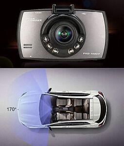 Camera Full HD Dash Cam Crash DVR G-sensor Night Vision WatchSh