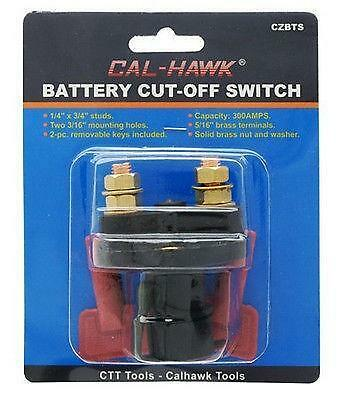 on Battery Kill Switch For Cars
