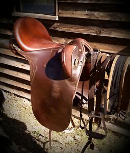 Bates Kimberly stock saddle Nanango South Burnett Area Preview