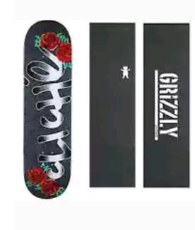 Skateboard decks new