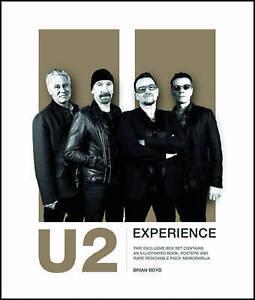 U2 Experience, Brian Boyd, New Book