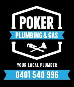POKER PLUMBING AND GAS Oakleigh Monash Area Preview
