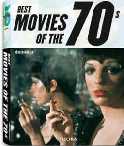 Best Movies of the 70s (Taschen 25), Muller, Jurgen, Good Book