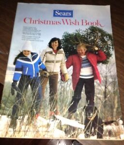 Sears CHristmas wish book - for sale