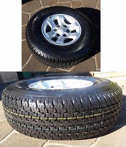 Toyota Hilux SR5 BRAND NEW WHEEL + TYRE Mardi Wyong Area Preview