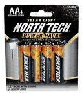 AA Rechargeable Batteries Solar/Wind Devices without Custom Bundle