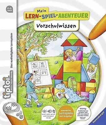 Ravensburger - Mein Lern-Spiel-Abenteuer: Vorschulwissen