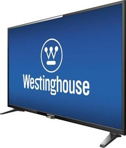 WESTINGHOUSE 50INCH 4K UHD SMART LED TV ONLY @ 399.99 WITH NO TAX THIS BOXING DAY OPEN 9AM