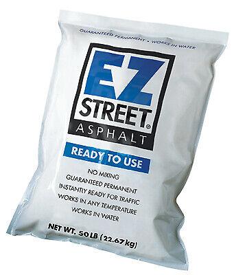 EZ50 Asphalt Cold Patch, 50-Lb. - Quantity 1