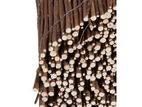 Huge roll of willow garden fence (NEW)