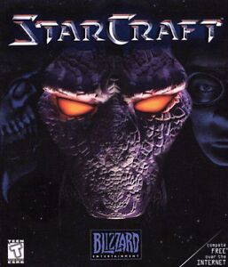 Wanted Starcraft video game for PC