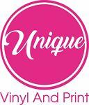 Unique Vinyl And Print