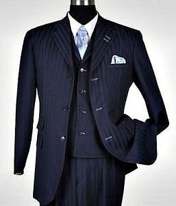 Mens 3 Piece Suit | eBay